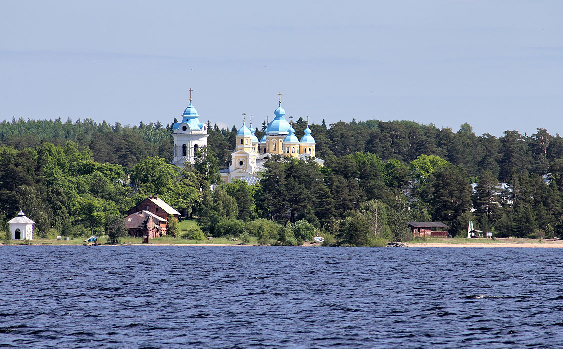 Остров КОНЕВЕЦ
